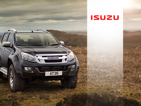 New Isuzu Pick-Up Trucks