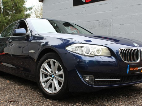 BMW 5 Series 520D SE | FULL BMW HISTORY | BIG SPEC