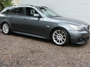 BMW 5 Series 525D M SPORT TOURING | FULL HISTORY 3