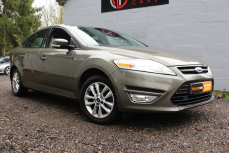 Ford Mondeo ZETEC | FULL FORD + 1 INDEPENDENT HISTORY | RECENT SERVICE 1