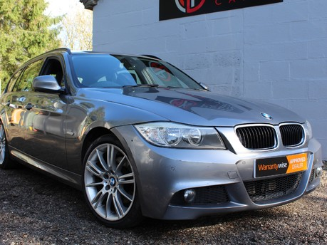 BMW 3 Series 320D M SPORT TOURING | FULL BMW HISTORY | 2 OWNERS