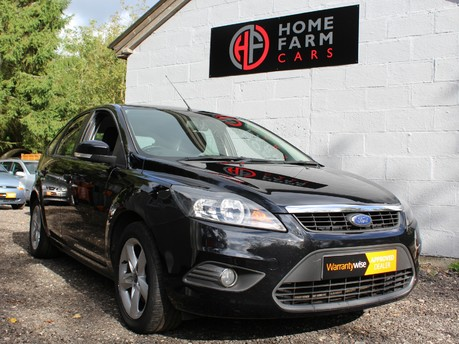 Ford Focus ZETEC | LOW MILES | RECENT SERVICE