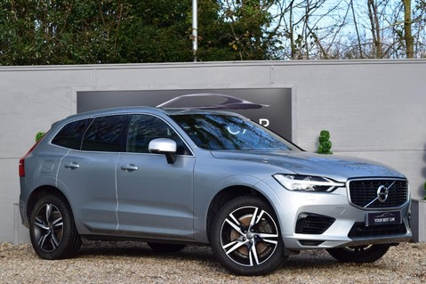 Volvo XC60 T8 TWIN ENGINE R-DESIGN AWD 1