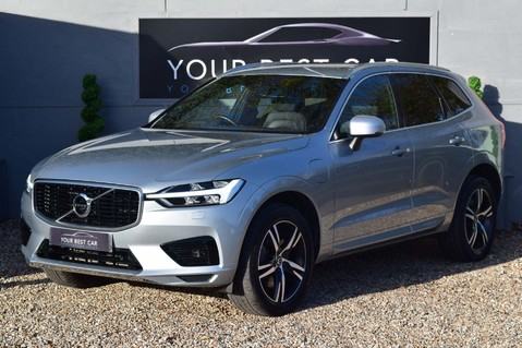 Volvo XC60 T8 TWIN ENGINE R-DESIGN AWD 2