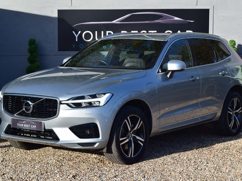 Volvo XC60 T8 TWIN ENGINE R-DESIGN AWD