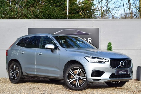Volvo XC60 T8 TWIN ENGINE R-DESIGN AWD 34