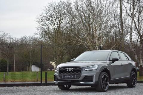 Audi Q2 TFSI S LINE EDITION 1 40
