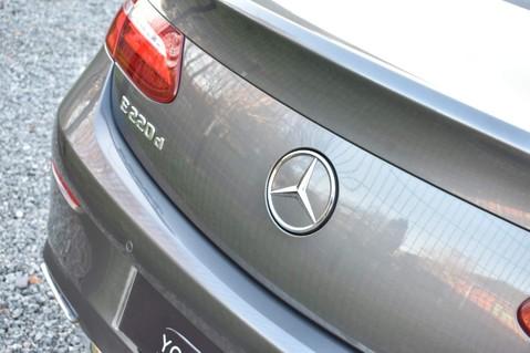 Mercedes-Benz E Class E 220 D AMG LINE 22