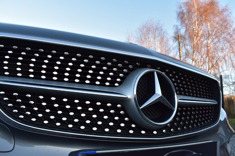 Mercedes-Benz E Class E 220 D AMG LINE 24