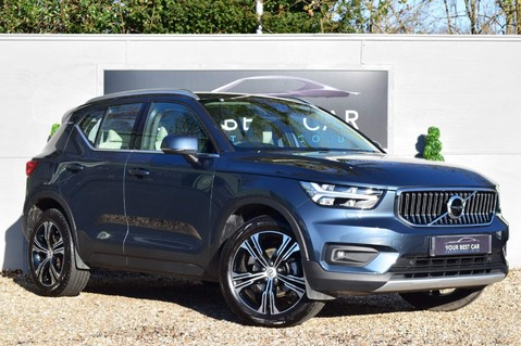 Volvo XC40 D3 INSCRIPTION PRO 1