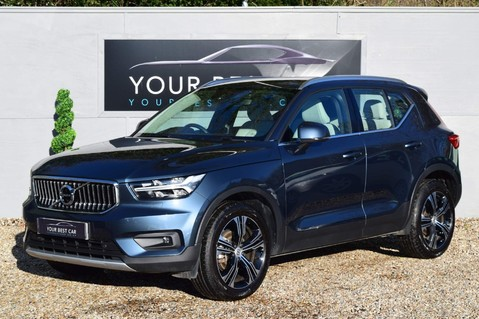 Volvo XC40 D3 INSCRIPTION PRO 3