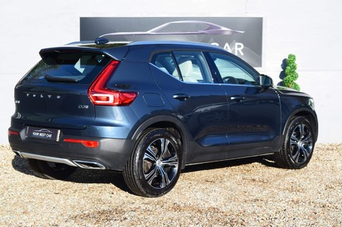 Volvo XC40 D3 INSCRIPTION PRO 4