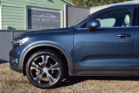 Volvo XC40 D3 INSCRIPTION PRO 8