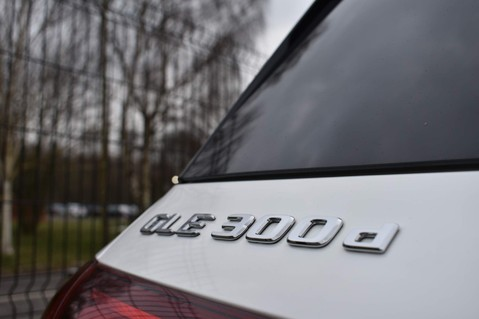 Mercedes-Benz Gle GLE 300 D 4MATIC AMG LINE 24