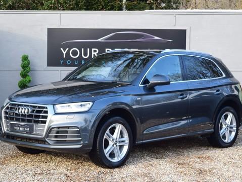 Audi Q5 TFSI QUATTRO S LINE