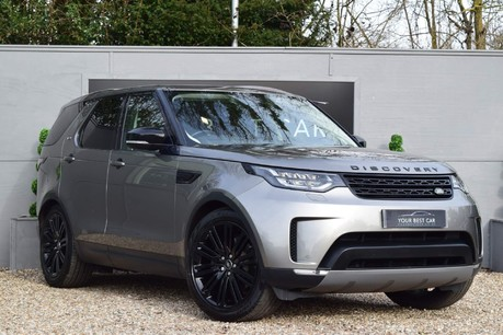Land Rover Discovery TD6 HSE