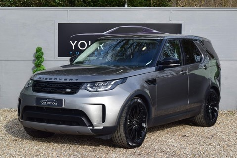 Land Rover Discovery TD6 HSE 2