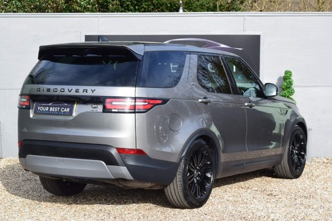 Land Rover Discovery TD6 HSE 4