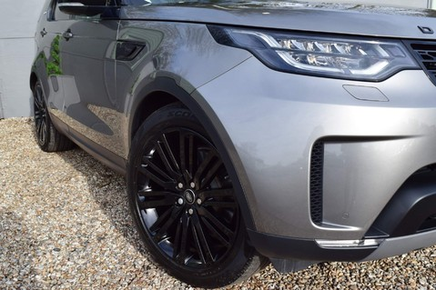 Land Rover Discovery TD6 HSE 12
