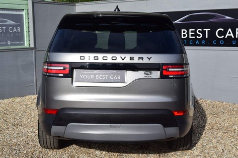 Land Rover Discovery TD6 HSE 14