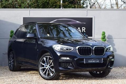BMW X3 XDRIVE20D M SPORT 1