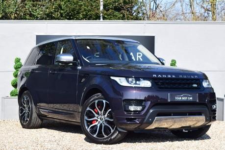 Land Rover Range Rover Sport V8 AUTOBIOGRAPHY DYNAMIC
