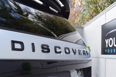 Land Rover Discovery TD6 HSE 8