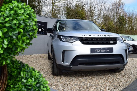 Land Rover Discovery TD6 HSE 9