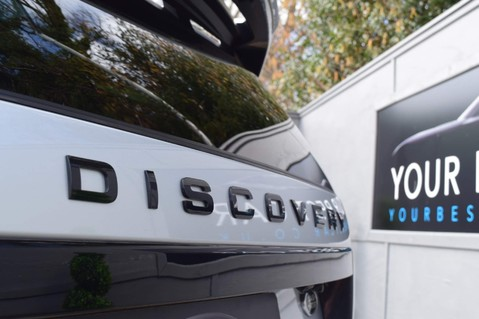 Land Rover Discovery TD6 HSE 10