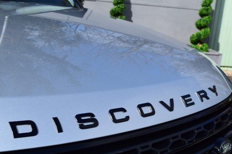 Land Rover Discovery TD6 HSE 13