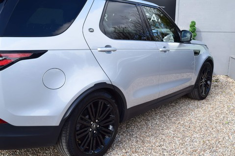 Land Rover Discovery TD6 HSE 16