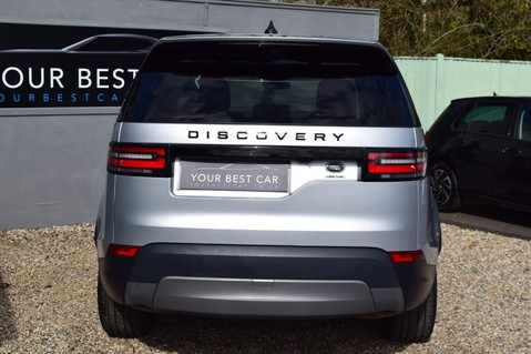 Land Rover Discovery TD6 HSE 22