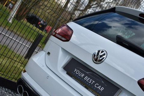 Volkswagen Golf R TSI 4MOTION DSG 34