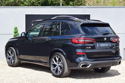 BMW X5 XDRIVE40I M SPORT 5