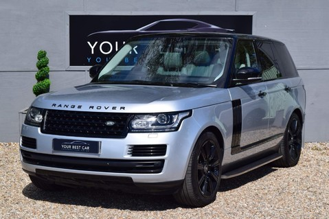 Land Rover Range Rover SDV8 VOGUE 2