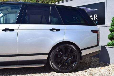 Land Rover Range Rover SDV8 VOGUE 15
