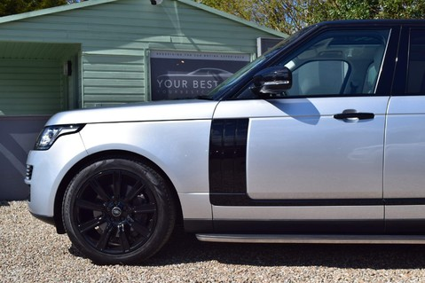 Land Rover Range Rover SDV8 VOGUE 16
