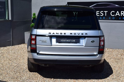 Land Rover Range Rover SDV8 VOGUE 17