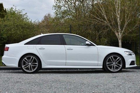 Audi A6 TDI ULTRA BLACK EDITION 10