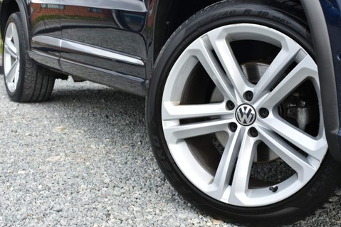 Volkswagen Tiguan R LINE EDITION TDI BMT 4MOTION DSG 11
