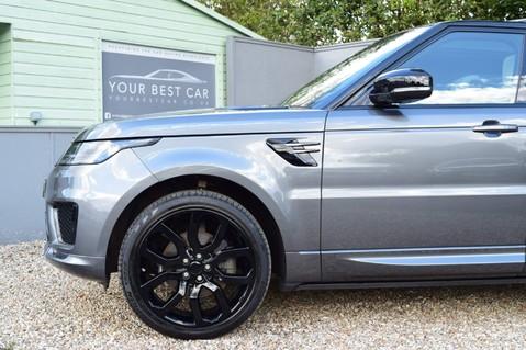 Land Rover Range Rover Sport SDV6 HSE DYNAMIC 4