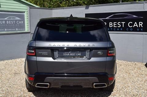 Land Rover Range Rover Sport SDV6 HSE DYNAMIC 9