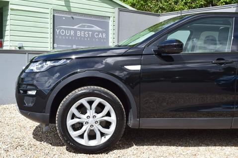 Land Rover Discovery Sport TD4 HSE 7