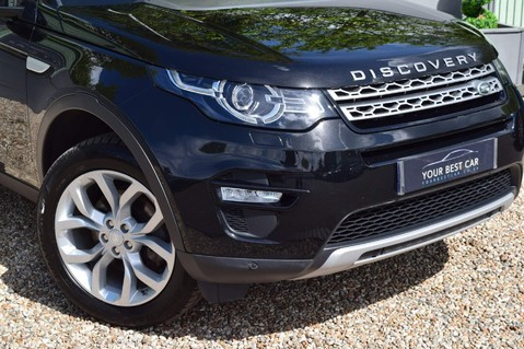 Land Rover Discovery Sport TD4 HSE 9