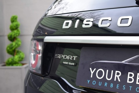 Land Rover Discovery Sport TD4 HSE 10