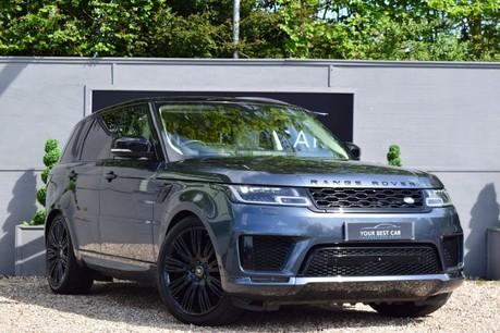 Land Rover Range Rover Sport SDV6 AUTOBIOGRAPHY DYNAMIC