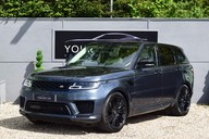Land Rover Range Rover Sport SDV6 AUTOBIOGRAPHY DYNAMIC 2