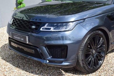 Land Rover Range Rover Sport SDV6 AUTOBIOGRAPHY DYNAMIC 3