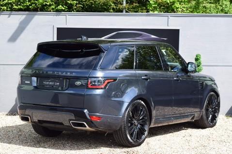 Land Rover Range Rover Sport SDV6 AUTOBIOGRAPHY DYNAMIC 4