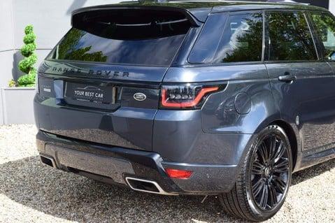 Land Rover Range Rover Sport SDV6 AUTOBIOGRAPHY DYNAMIC 5